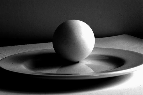 Josef Sudek's Egg